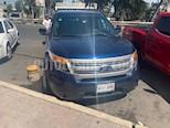 Foto venta Auto usado Ford Explorer XLT Tela (2012) color Azul precio $200,000
