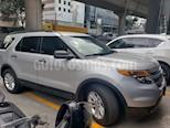 Foto venta Auto usado Ford Explorer XLT (2014) color Plata Estelar precio $250,000