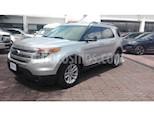 Foto venta Auto usado Ford Explorer XLT (2013) color Plata precio $275,000