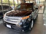 Foto venta Auto usado Ford Explorer XLT (2013) color Negro Profundo precio $248,000
