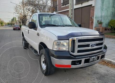 Ford F-100 3.9L TDi XL Plus 4x4 Cabina Simple usado (2011) color Blanco precio $1.300.000