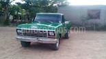 foto Ford F-100 pick up usado (1977) color Verde precio u$s1.600