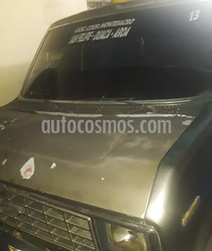 Ford F-100 pick up usado (1982) color Gris precio u$s1.100