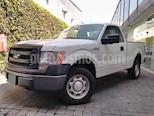 Foto venta Auto usado Ford F-150 2p XL Cab. Regular 4x4 V6/3.7 Aut (2012) color Blanco precio $279,000