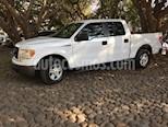Foto venta Auto Seminuevo Ford F-150 5.0 XL CREW CAB 4X2 V8 AT (2014) color Blanco precio $370,000