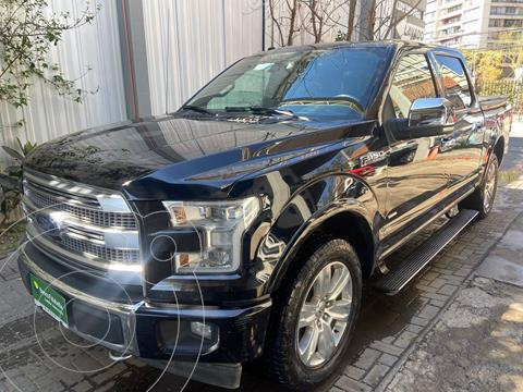 Ford F-150 3.5L Platinum 4x4  usado (2018) color Negro precio $36.990.000