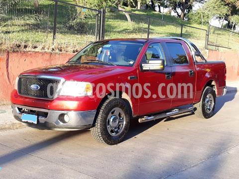 Ford F-150 Automatica usado (2009) color Rojo precio $9.800.000