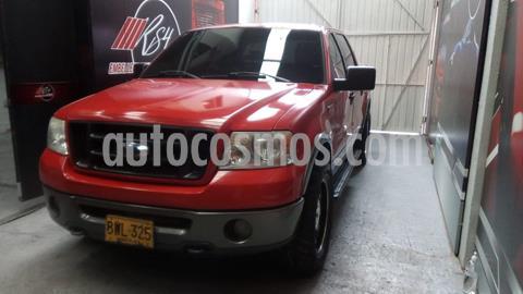 Ford F-150 F-150 Auto. 4x4 usado (2006) color Rojo precio $50.000.000