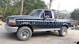 Foto venta Auto usado Ford F-150 Doble Cabina 4x4 V8 (1995) color Verde precio $60,000