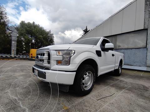 Ford F-150 CAB REG 4X4 3.5L V6 282HP usado (2017) color Blanco precio $385,000
