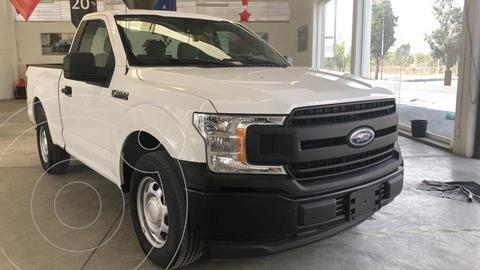 Ford F-150 Cabina Regular 4x2 V6 usado (2018) color Blanco precio $420,000