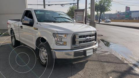 Ford F-150 Cabina Regular 4x2 V6 usado (2017) color Blanco precio $385,000