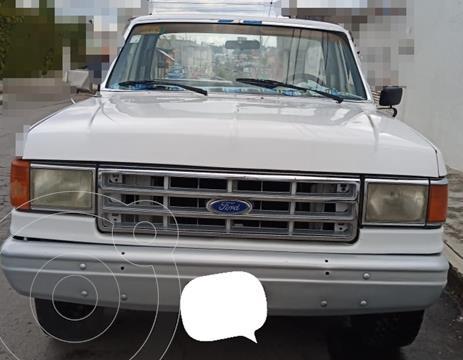 Ford F-150 Cabina Regular 4x2 V6 usado (1988) color Blanco precio $80,000