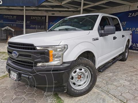 Ford F-150 Cabina Regular 4x4 V6 usado (2019) color Blanco Oxford precio $485,000