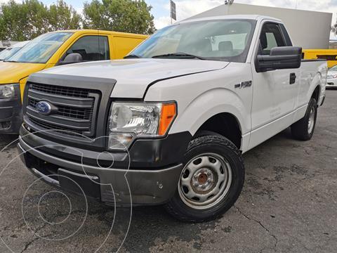 Ford F-150 XL 4x2 3.7L Cabina Regular usado (2014) color Blanco Oxford precio $295,000