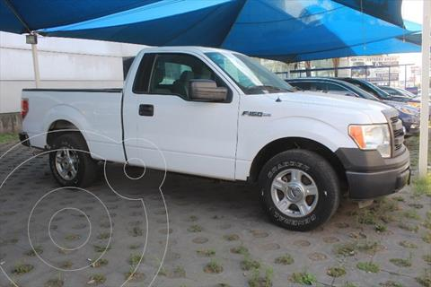 Ford F-150 2P XL CAB. REGULAR 4X2 V6/3.7 AUT usado (2014) color Blanco precio $249,000