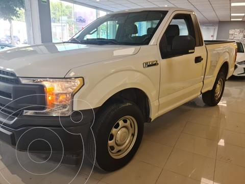 Ford F-150 Cabina Regular 4x2 V6 usado (2018) color Blanco precio $425,900