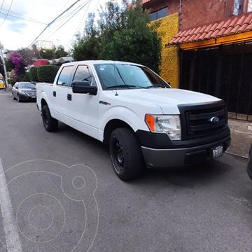 Ford F-150 XL 4x2 3.7L Doble Cabina usado (2014) color Blanco Oxford precio $280,000