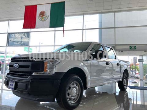 Ford F-150 XL 4x2 3.7L Doble Cabina usado (2019) color Blanco precio $560,000