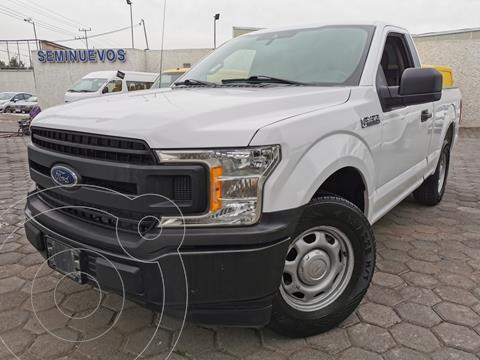 Ford F-150 Cabina Regular 4x2 V6 usado (2019) color Blanco Oxford precio $473,000
