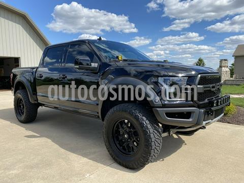 Ford Raptor Raptor Doble Cabina 4x4 usado (2019) color Negro precio $900,000