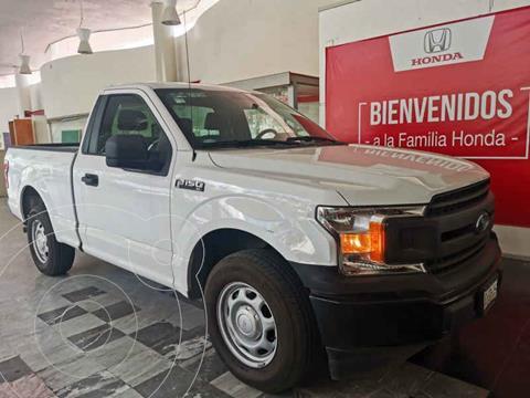 Ford F-150 XL 4x2 3.7L Cabina Regular usado (2018) color Blanco precio $405,000