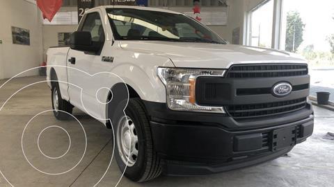 Ford F-150 Cabina Regular 4x2 V6 usado (2018) color Blanco Oxford precio $420,000