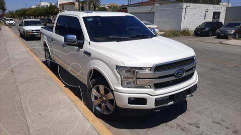 Ford F-150 Doble Cabina 4x4 V8 usado (2019) color Blanco precio $830,000