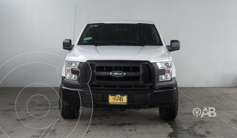 Ford F-150 Cabina Regular 4x4 V6 usado (2017) color Blanco precio $380,000