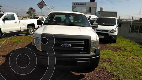 Ford F-150 XL 4x2 3.7L Cabina Regular usado (2014) color Blanco precio $239,000