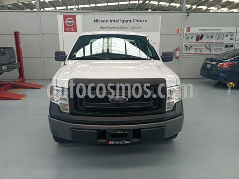Ford F-150 Cabina Regular 4x2 V6 usado (2014) color Blanco precio $219,000