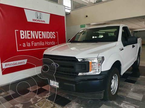 Ford F-150 XL 4x2 3.7L Cabina Regular usado (2018) color Blanco precio $419,000