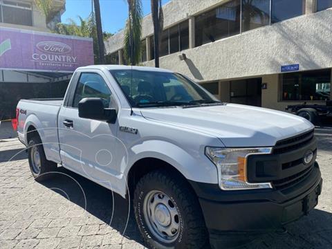 Ford F-150 XL REG CAB 4X4 3.5L V6 usado (2018) color Blanco precio $459,000