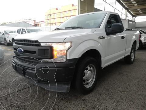 Ford F-150 Cabina Regular 4x2 V6 usado (2018) color Blanco precio $425,000