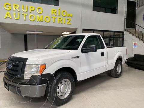 Ford F-150 XL 4x2 3.7L Cabina Regular usado (2011) color Blanco precio $189,000