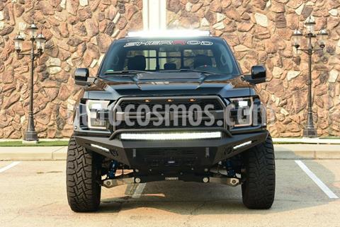 Ford Raptor Raptor Doble Cabina 4x4 usado (2018) color Negro precio $550,000