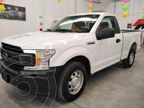 Ford F-150 3.5 Cabina Regular V6 4x2 At usado (2018) color Blanco precio $420,000
