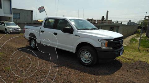 Ford F-150 XL 4x4 5.0L Crew Cabina usado (2020) color Blanco precio $639,000