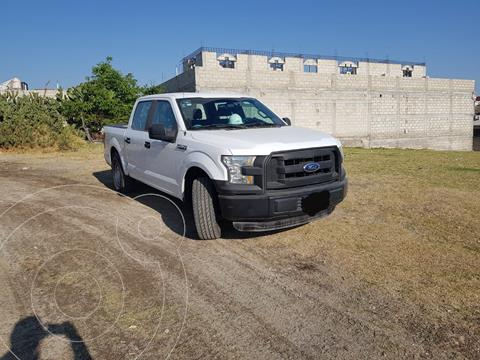 Ford F-150 Doble Cabina 4x2 V6 usado (2016) color Blanco precio $350,000