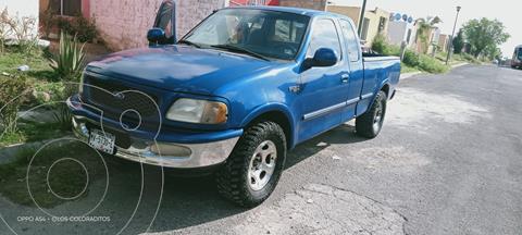 Ford F-150 Cabina y Media 4x2 V8 usado (1997) color Azul precio $85,000