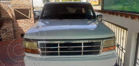 Ford F-150 Pick-up V6,4.2i S 1 3 usado (1997) color Blanco precio u$s2.700