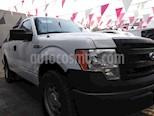 Foto venta Auto Seminuevo Ford F-150 XL 4.2L V6 Aut (2014) color Blanco Oxford precio $285,000