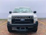 Foto venta Auto usado Ford F-150 XL 4.2L V6 Aut (2014) color Blanco precio $259,900