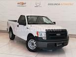 Foto venta Auto usado Ford F-150 XL 4x2 3.7L Cabina Regular (2014) color Blanco precio $216,000