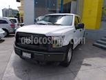 Foto venta Auto usado Ford F-150 XL 4x2 5.0L Crew Cabina (2016) color Blanco precio $377,000