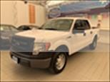 Foto venta Auto usado Ford F-150 XL 4x2 5.0L Doble Cabina (2014) color Blanco precio $295,000