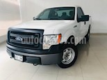 Foto venta Auto usado Ford F-150 XL 4x4 3.7L Cabina Regular (2014) color Blanco precio $235,000