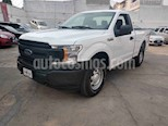 Foto venta Auto usado Ford F-150 XL 4x4 3.7L Cabina Regular (2018) color Blanco precio $490,000