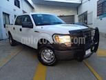 Foto venta Auto usado Ford F-150 XL 4x4 5.0L Crew Cabina (2012) color Blanco precio $223,000