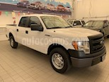Foto venta Auto usado Ford F-150 XL Doble Cabina 4x2 V6 (2014) color Blanco precio $335,000
